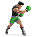 Little Mac junta-se a Super Smash Bros.