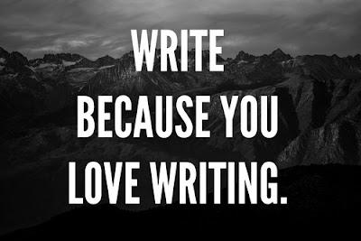 Menulis di Blog Sebagai Sarana Mengungkapkan Isi Pikiran