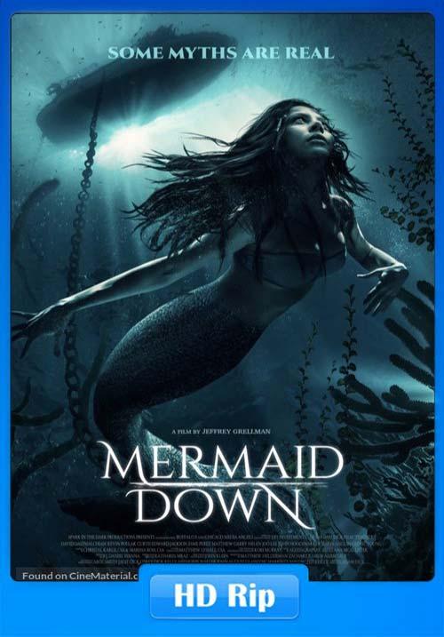 Mermaid Down 2019 720p WEBRip x264   480p 300MB   100MB HEVC