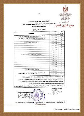 الاجازات الرسمية للعام 2019 فى المدارس والمصالح الحكومية holidays in egypt