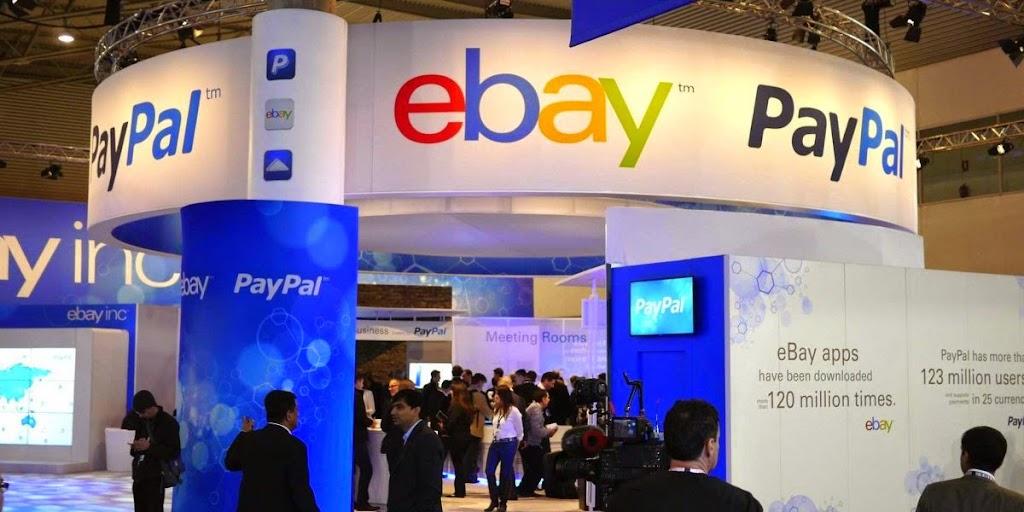Apple Pay與阿里巴巴來勢洶洶,eBay與PayPal決定分道揚鑣,回歸獨立經營