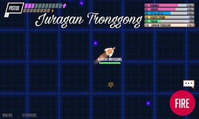 Juragan tronggong game