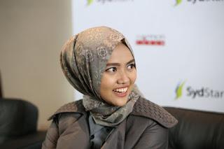 Biografi Diajeng Lestari, Pendiri HijUp.com, Istri Ahmad Zaky Pendiri Bukalapak