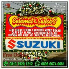 Jual Papan Bunga Selamat & Sukses di Bekasi