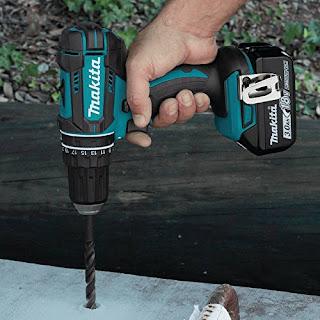 Makita XPH102 Cordless Hammer Drill Review
