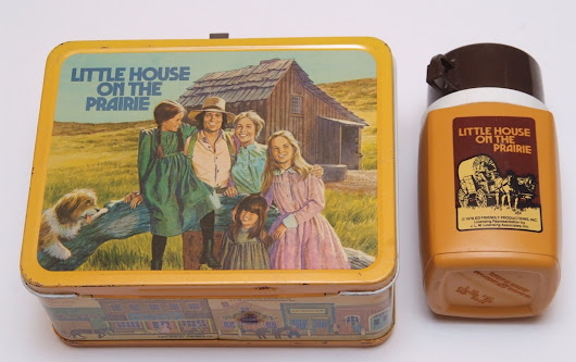 Postcard Thursday: Little House on the Prairie