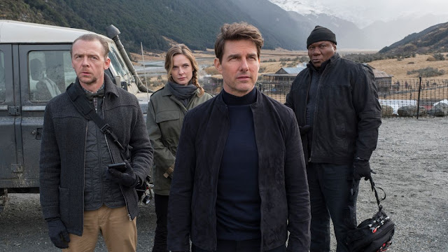 Projected Film - Mission: Impossible - Fallout Review