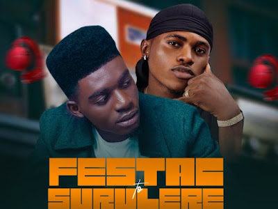 DOWNLOAD MIXTAPE: DJ Muski X DJ Latitude - Festac To Surulere (The Mixtape)
