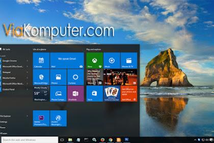 MUDAH Kok! Cara Install Ulang Windows 10 Pada Komputer/Laptop