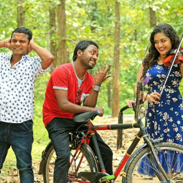 Prayaga Martin latest photos from Kattappanayile Hrithik Roshan