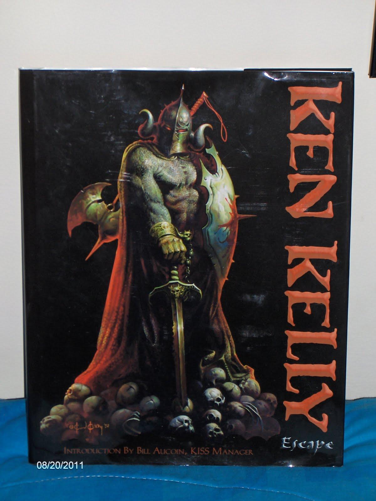 HOMEWORLD: Ken Kelly
