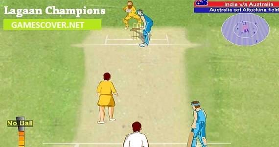 Play Online Lagaan Cricket Champions