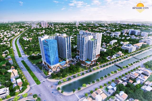Dự án Hinode city kỳ vọng nhiều vào lượng kiều hối cuối năm