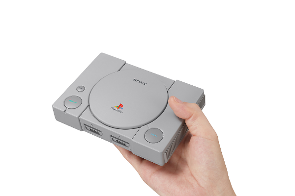SONY PlayStation Classic mini console launched with 20 pre-loaded games