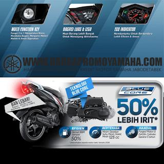 Fitur dan Spesifikasi Yamaha Mio Z