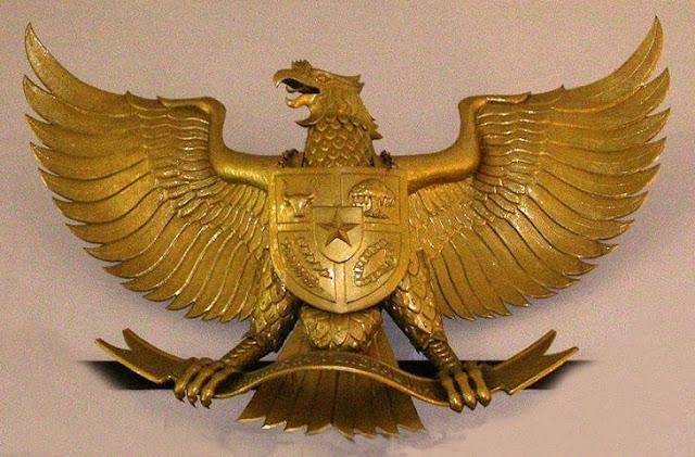 Sejarah Lambang Negara Republik Indonesia Burung Garuda