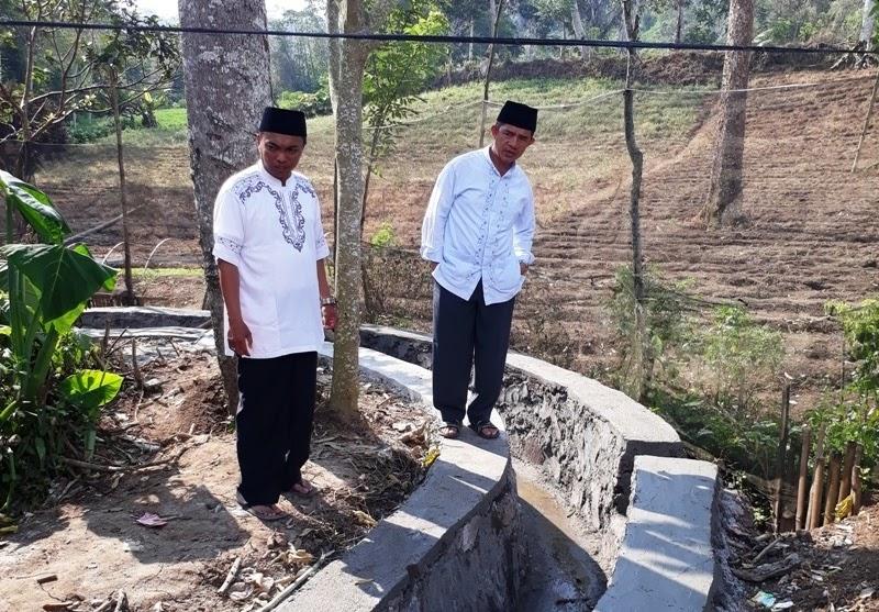 Dana Desa Pacu Infrastruktur Tanjungraya