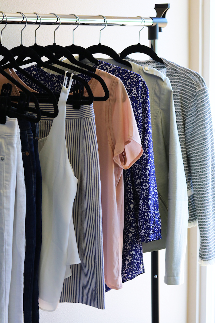 Spring Trip Packing Capsule Wardrobe