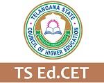 TS Ed.CET Hall Ticket 2017