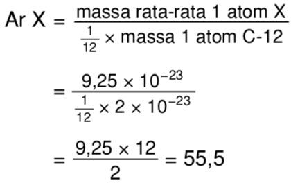 Diberikan data massa-massa atom sebagai berikut. Massa 1 ...