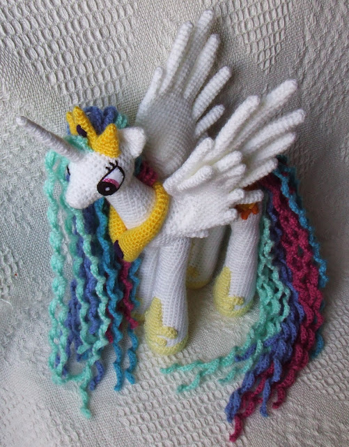 wzor malej pony