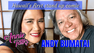 Annie Talks to Andy Bumatai