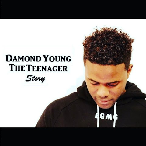 "On The Verge rapper is preparing to release #NewAlbum ""Damond Young The Teenager Story"""
