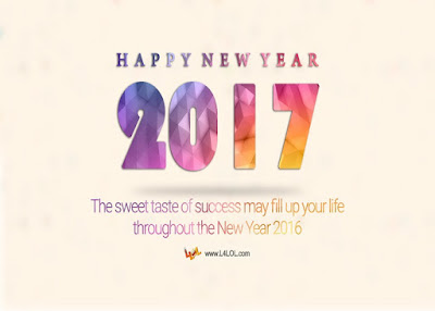 Happy New Year 2017 Quotes Romantic Lover