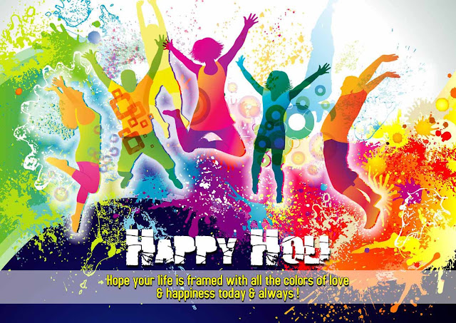 Happy Holi Images 2017