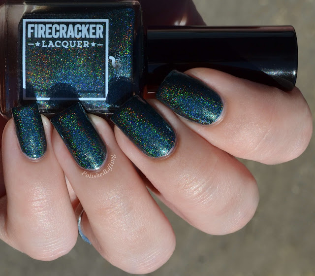 Firecracker Lacquer A Stone to Resurrect