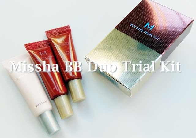 Missha BB Duo Trial Kit