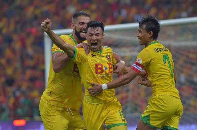 10 Pemain Tempatan Yang mempunyai Larian Paling Pantas Di Liga Malaysia