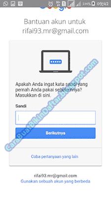 Ganti Sandi Gmail Lewat Hp Lebih Mudah Pake Cara Sinkron