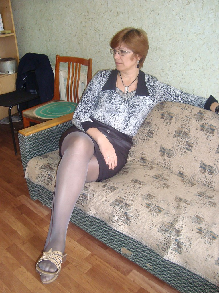 Amateur Home Stockings Pantyhose - Hot Girls-9800