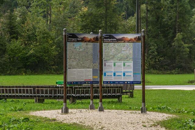 Familienwanderung in Ruhpolding  Märchenwald und Freizeitpark  Wandern im Chiemgau  Wanderung-Ruhpolding 02