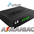 Audisat A2 Plus ACM Atualização V1.2.46 - 12/09/2017