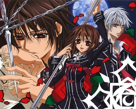 Vampire Knight Subtitle Indonesia