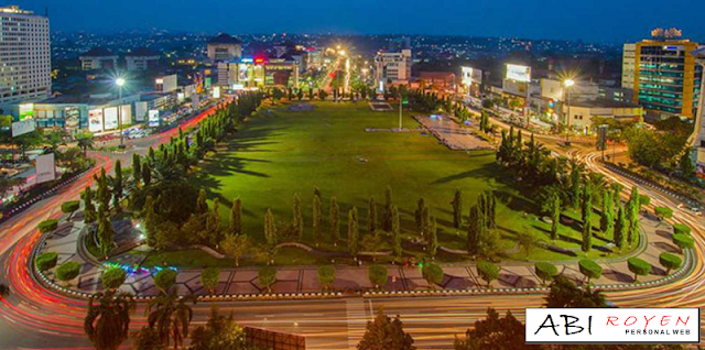 Destinasi Wisata Terbaik di Kota Semarang Simpang Lima