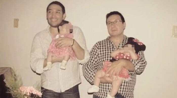 Baby With HIV Was Rejected By 10 Families Until This Gay Couple Adopted It