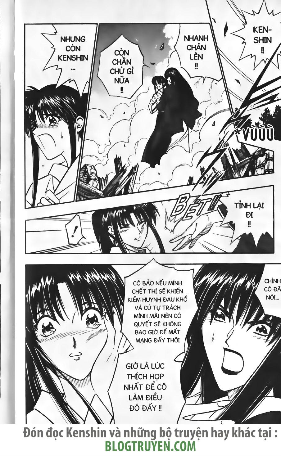 Rurouni Kenshin chap 206 trang 8