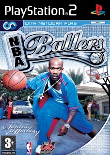 NBA Ballers (PS2)