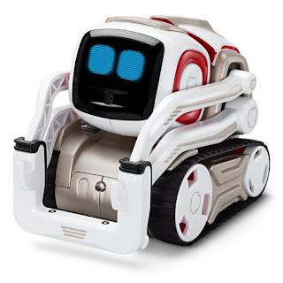COZMO robot estilo películas de Hollywood