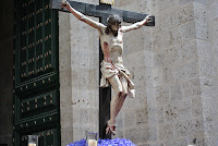 Arte en Valladolid: SEMANA SANTA EN VALLADOLID: El Santo Cristo de ...