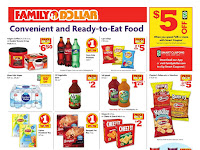 Family Dollar Ad Preview October 20 - October 26, 2019
