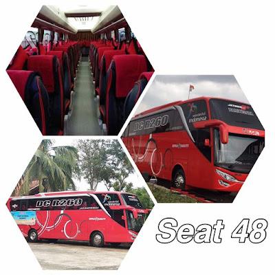 Sewa Bus Pariwisata di kota Bandung