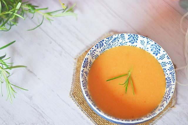 marchewka z ryżem