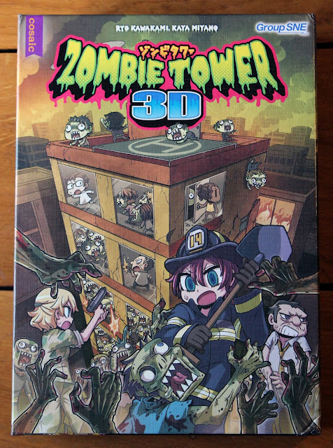 Zombie Tower 3D Kickstarter preview | Random Nerdery