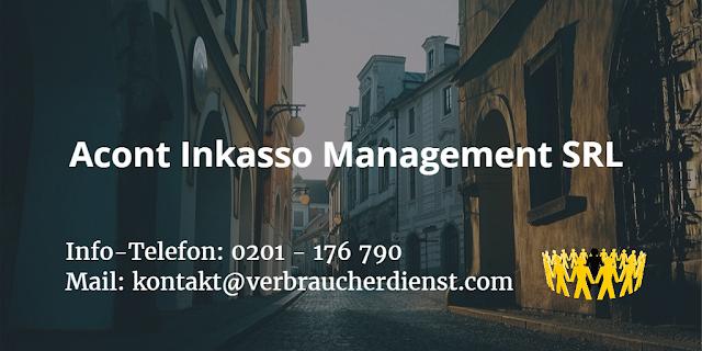 Acont Inkasso Management SRL