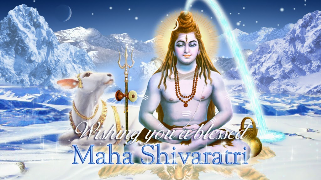 Maha Shivratri Wishes Cards