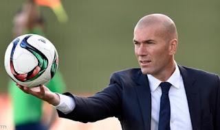 زيدان يفرض شرطاً على ريال مدريد للعودة